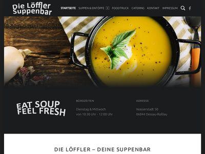Die Löffler - Catering & Suppenbar