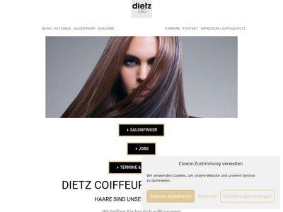 Dietz Coiffeur Weimar