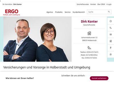 Viktoria Versicherungen Kanter, Dirk