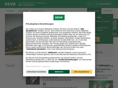 DEVK Versicherung: Dirk Wordtmann