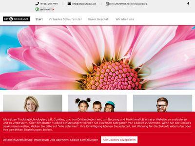 DIT Schuhhaus Oranienburg