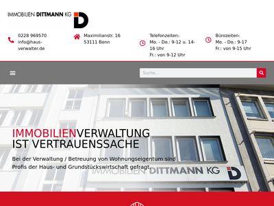 Immobilien Dittmann KG