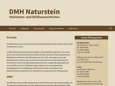 Steinmetzbetrieb DMH Naturstein GmbH