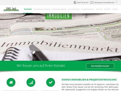 Domus GmbH Immobilien und Projekt…
