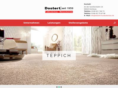 Dostert Fussbodenbau GmbH