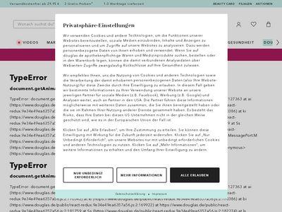 Parfuemerie Douglas Solingen