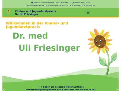 Dr. Matthias Effenberger Kinderarztpraxis