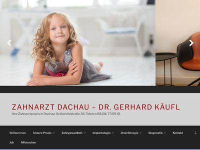 Gerhard Käufl Zahnarzt