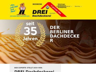 Drei-Dachdeckerei GmbH