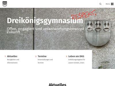 Gymnasium Dreikönigsgymnasium