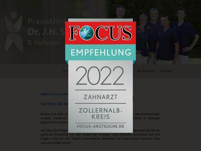 Praxisklinik Dr JH Schmid & Kollegen