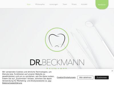 Zahnarztpraxis Dr. Jochen Beckmann