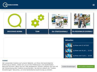 Druckhaus Borna