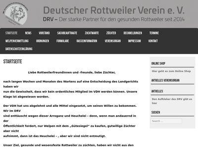 Deutscher Rottweiler Verein e.V.