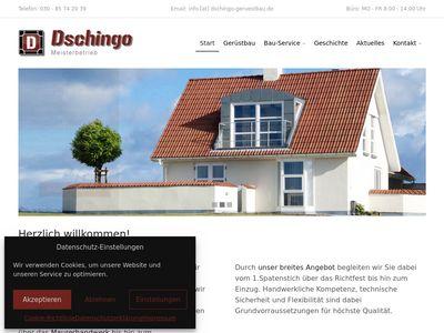 Dschingo Bau und Gerüstbau Berlin