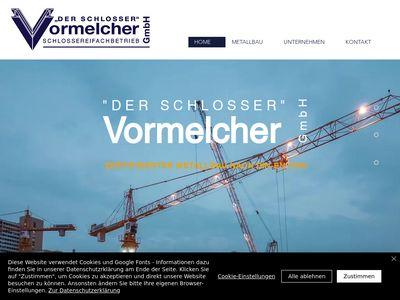 Der Schlosser Vormelcher GmbH