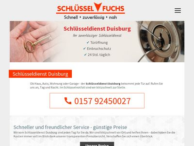 Schlüsselfuchs Duisburg