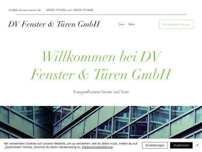 DV Fenster& Türen GmbH