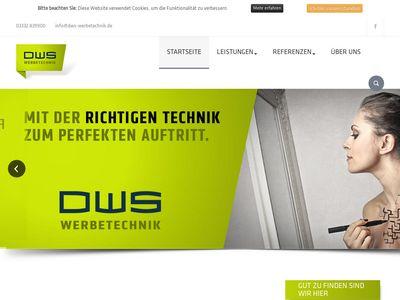 DWS Werbe- und Textilgesellschaft mbH