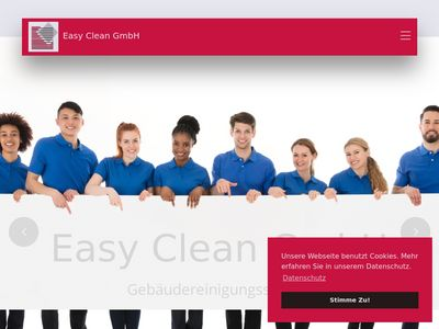 Easy Clean GmbH Gebäudereinigunsservice