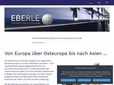 Eberle Internationale Spedition GmbH