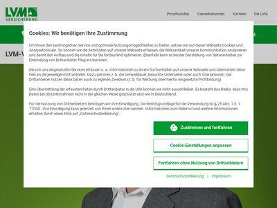 LVM Versicherung Klaus Ehmer