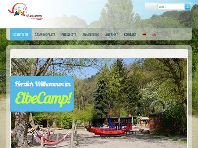 Campingplatz ElbeCamp