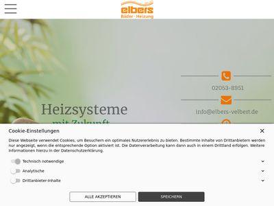Elbers Heizung-Lüftung-Sanitär GmbH