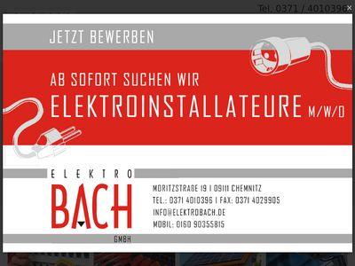 Elektro Bach GmbH