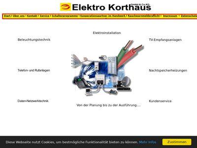 Elektro Korthaus GmbH & Co. KG