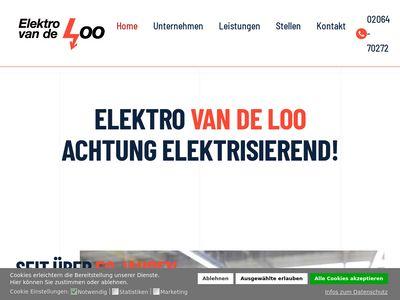 Elektro van de Loo Inh. K. Mues