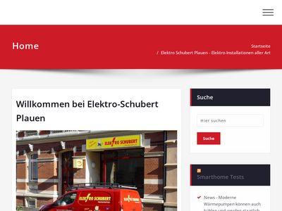 Elektro Schubert Elektroinstallation