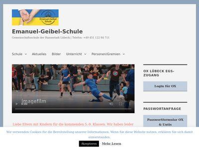 Emanuel - Geibel - Gemeinschaftsschule