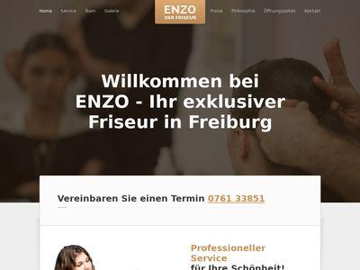 Enzo der Friseur