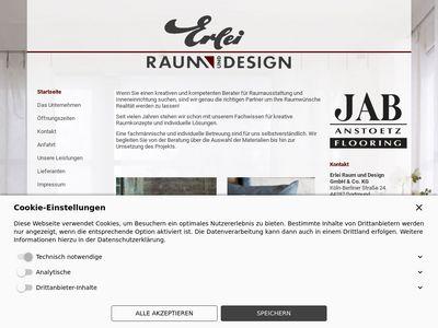 Erlei Raum und Design GmbH & Co. KG.