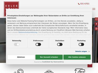 Optiker Erler
