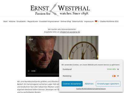 Westphal e. K., Ernst