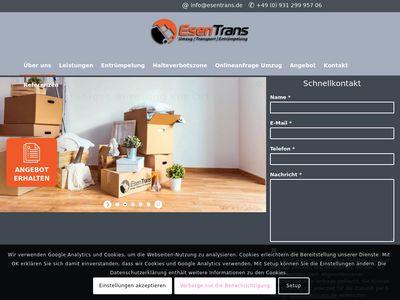 EsenTrans Umzüge