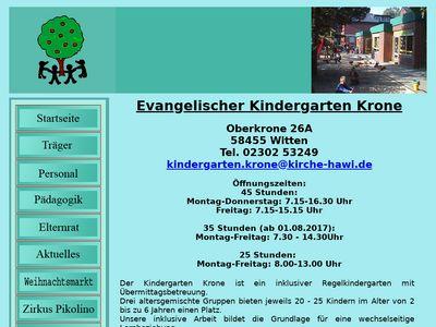 Kindergarten Krone
