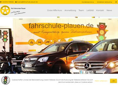 Kfz-Fahrschule Plauen GmbH