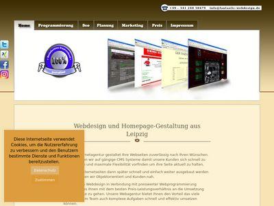 Fantastic Webdesign Sven Jähne