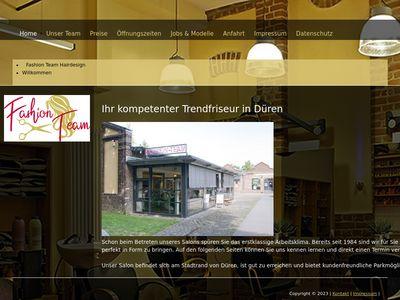 Fashion-Team Hairdesign GmbH