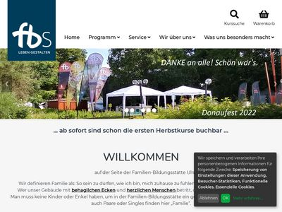 Familien-Bildungsstätte Ulm e.V.