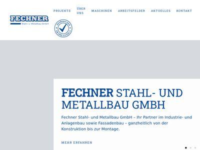 Fechner Stahl- und Metallbau GmbH