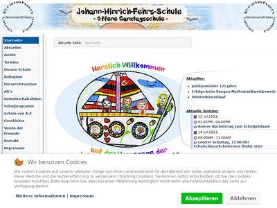 Grundschule Johann-Hinrich- Fehrs-Schule
