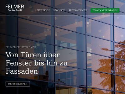 Felmer Fensterbau GmbH