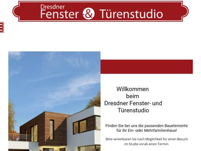 Dresdner Fenster und Türenstudio