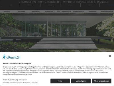 Fenster Klein GmbH & Co
