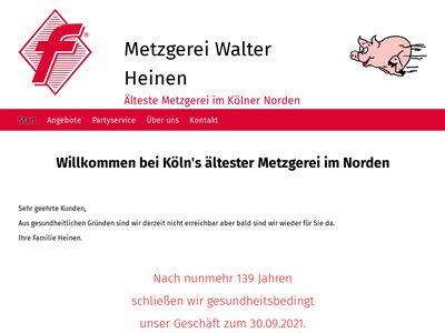 Heinen Walter Metzgerei