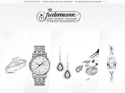 Karin Fiedermann Uhren & Schmuck